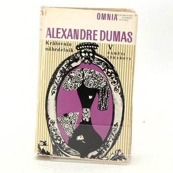 Alexandre Dumas, st.: Královnin náhrdelník I. (Paměti…