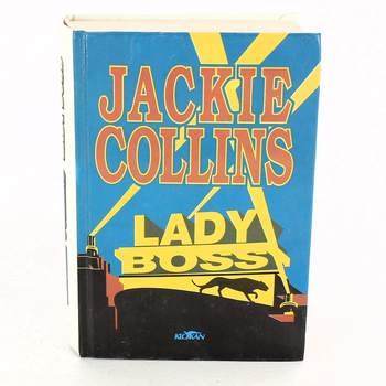 Kniha Lady boss Jackie Collins