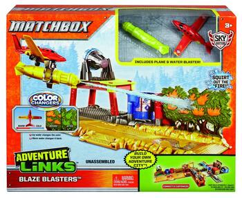 Záchranářska sada Matchbox