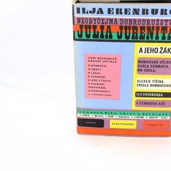 Ilja Erenburg: Neobyčejná dobrodružství Julia Jurenita a…