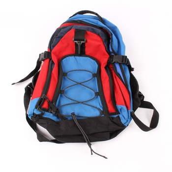 bc22741a9f4 Batoh červeno modré barvy