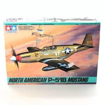 Model letadla Tamiya P-51B Mustang