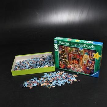 Puzzle Ravensburger 16558 vánoční