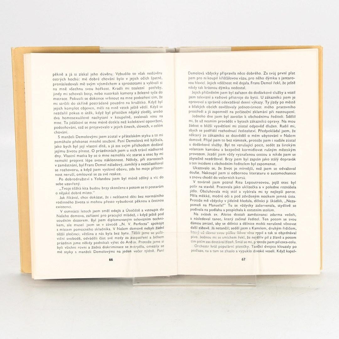 Kniha Manuel Gomez je nevinen