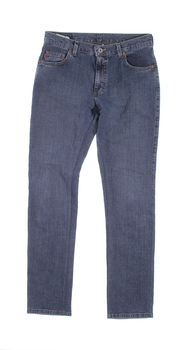 Dámské džíny Sissy modré rovné