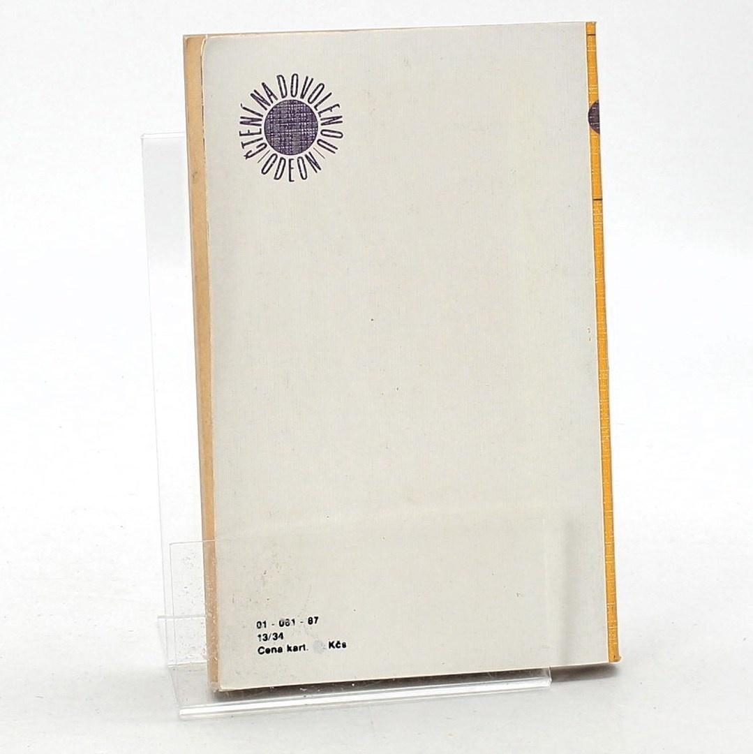 Kniha H. Jelineková: Portrét svůdce