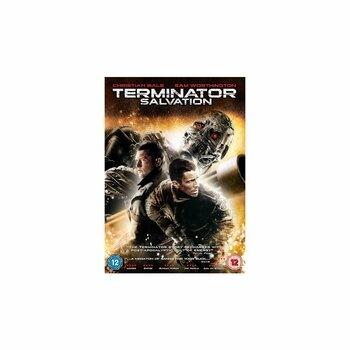 DVD film Terminátor - Salvation