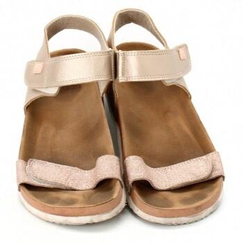 Dívčí sandálky Gioseppo Jabbeke Peeptoe