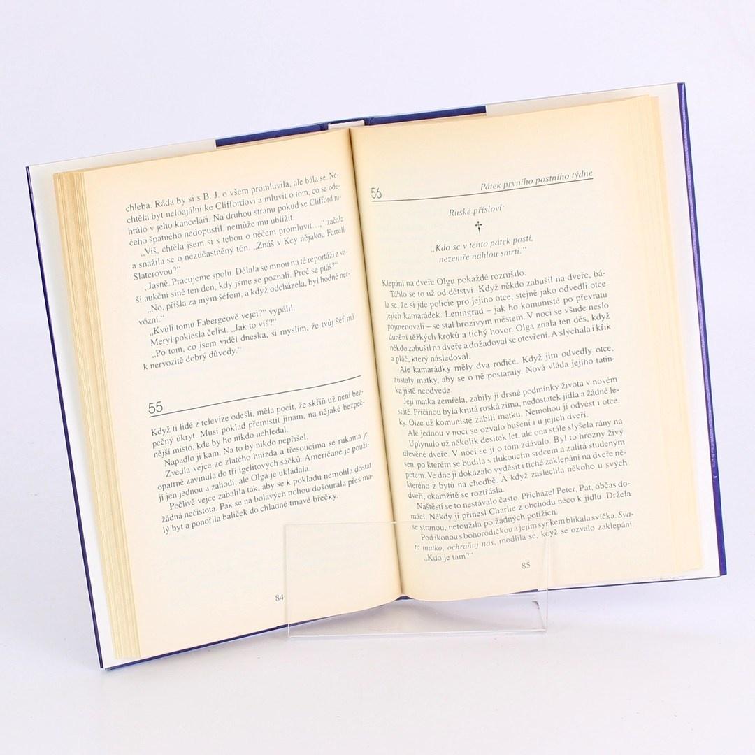 Kniha Za všechno se platí Mary Jane Clark