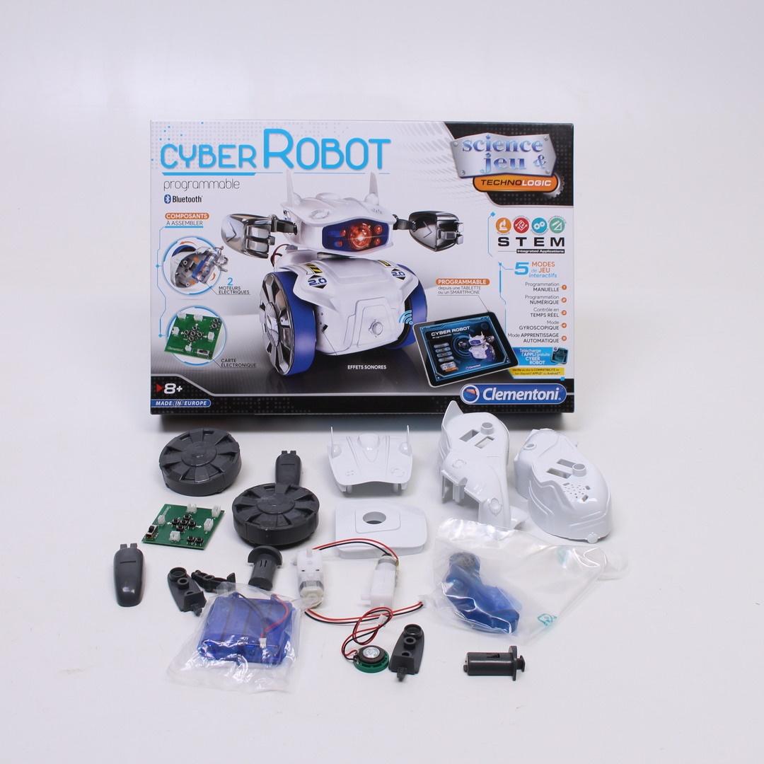 Stavebnice Clementoni Galileo Cyber Roboter