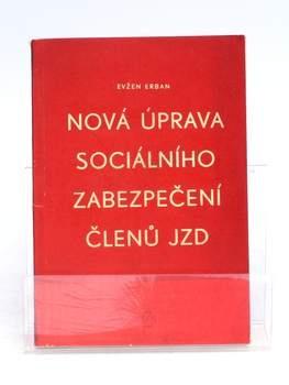 Kniha Nová úprava sociálního zabezpečení