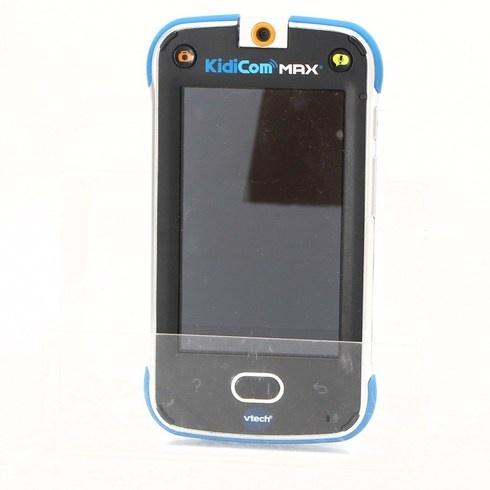 Tablet Vtech KidiCom MAX 80-169504 černý