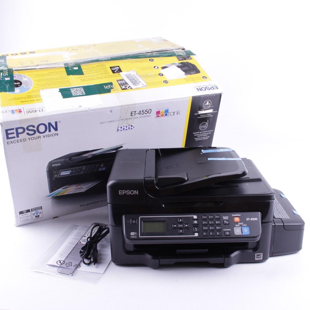 Multifunkční zařízení Epson EcoTank ET-4500