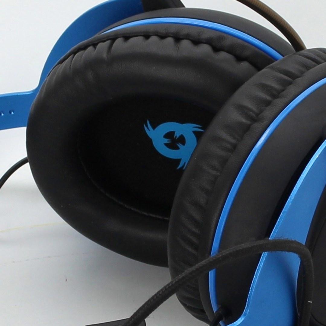 Kabelová sluchátka KLIM Rush