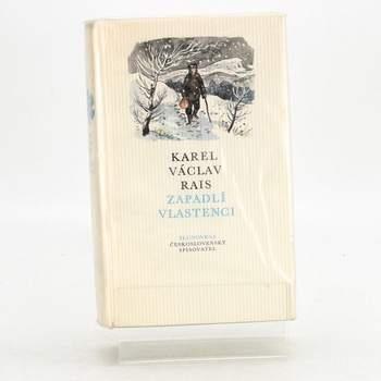 Kniha Karel V. Rais: Zapadlí vlastenci