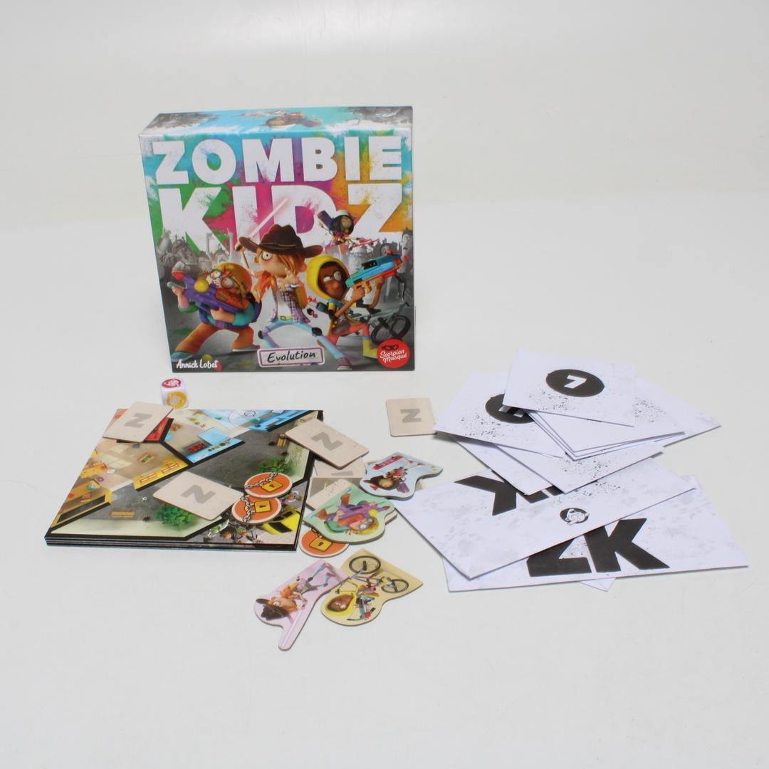 Hra Scorpion Masque Zombie Kidz Evolution