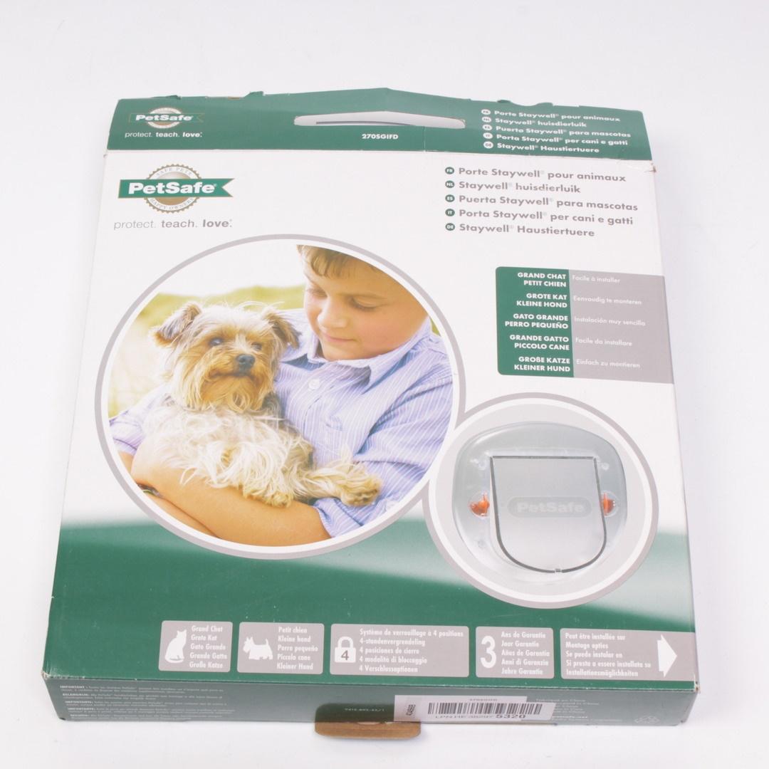Dvířka pro psa PetSafe s uzamykáním