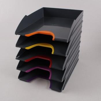 Plastové pořadače Durable 5 kusů