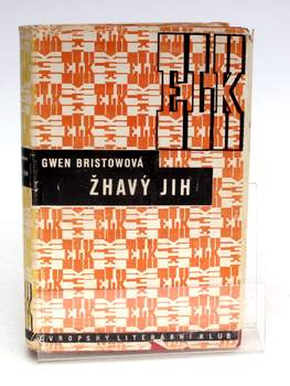 Kniha Gwen Bristowová: Žhavý jih