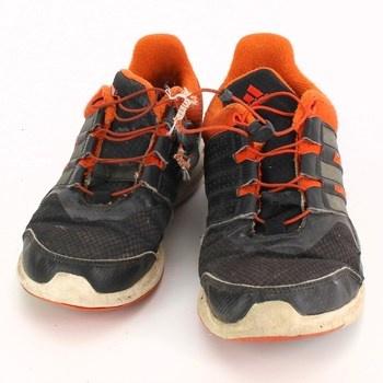 Dětské botasky šněrovací syntetika