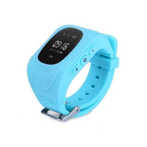 Dětské chytré hodinky Carneo Guard Kid modré