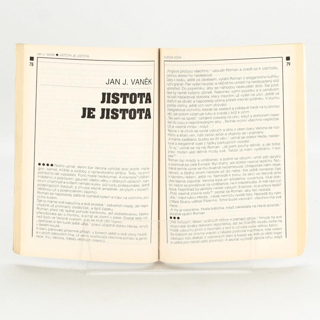 Antonín Jirotka: Pilátova voda