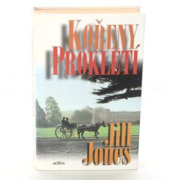 Kniha Jill Jones: Kořeny prokletí