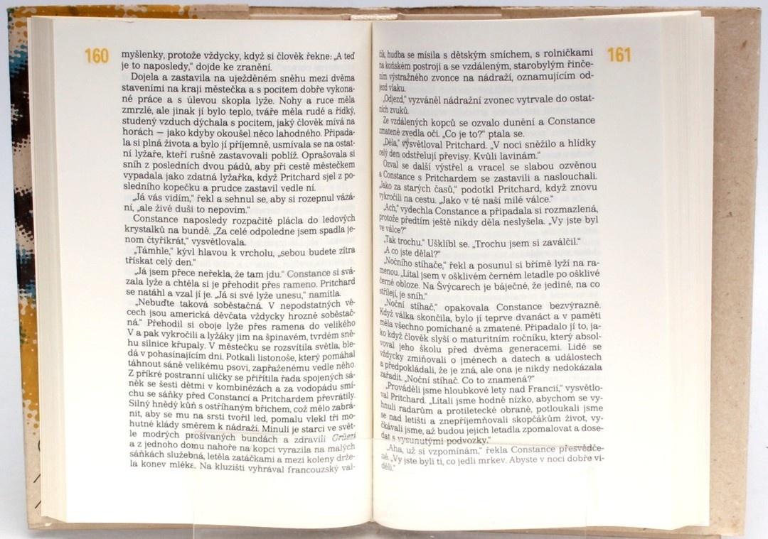 Kniha Irwin Shaw: Kruh světla