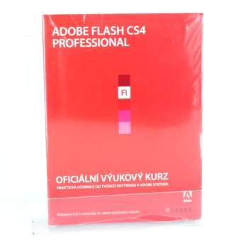 Učebnice Adobe flash CS4 professional