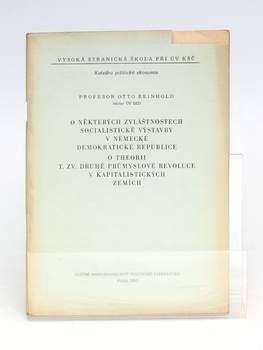 Brožura Prof. Otto Reinhold