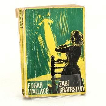 Kniha Edgar Wallage: Žabí bratrstvo