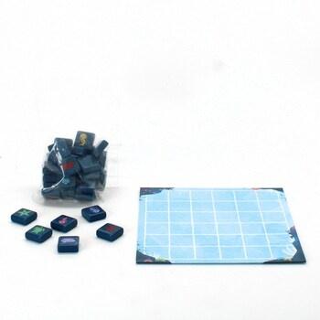 Stolní hra Kosmos, Aqualin, pro 2 hráče