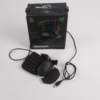 Herní klávesnice Razer ORBWEAVER Chroma