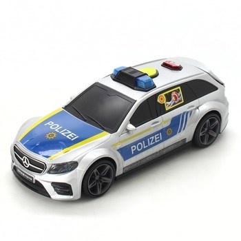 Model policejního auta Dickie Toys