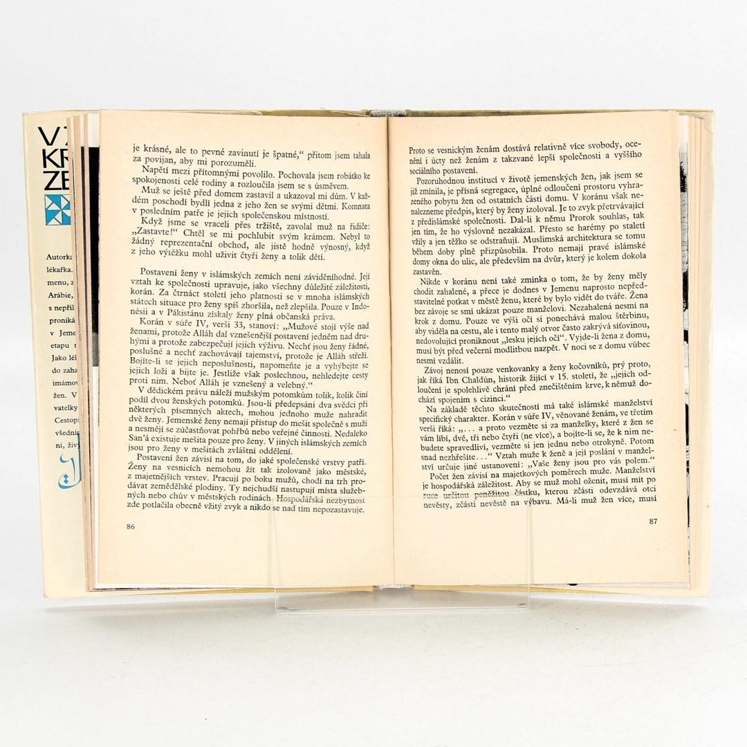 Kniha V zemi královny ze Sáby