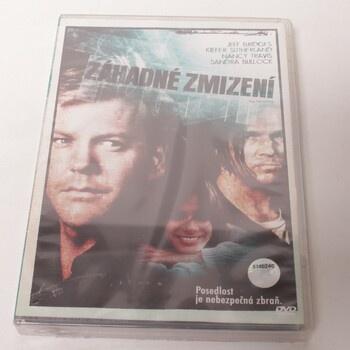 DVD film Záhadné zmizení 1993