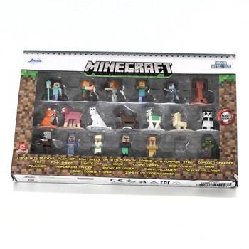 Sada figurek Jada Toys Minecraft 253265001