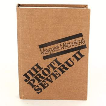 Kniha M. Mitchellová: Jih proti severu