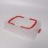 Pečící forma s plastovým víkem Dr. Oetker
