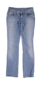 Dámské džíny Blu Girl modré