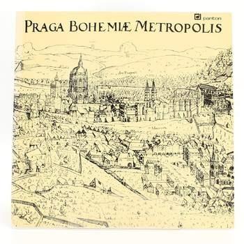 Gramofonová deska Praga Bohemia Metropolis