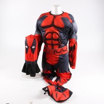 Kostým pro dospělé Marvel Deadpool