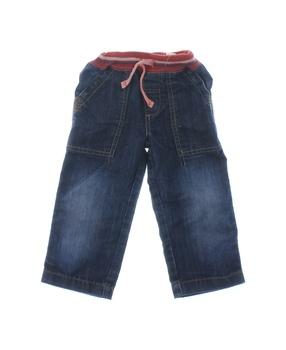 Dětské džíny Cherokee odstín tmavě modré