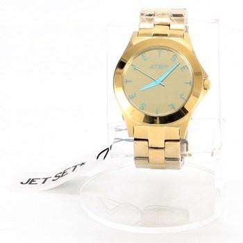 Dámské hodinky Jet Set J69798-752 zlaté
