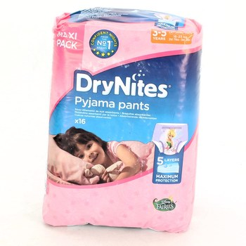 Dětské pleny DryNites do 23kg