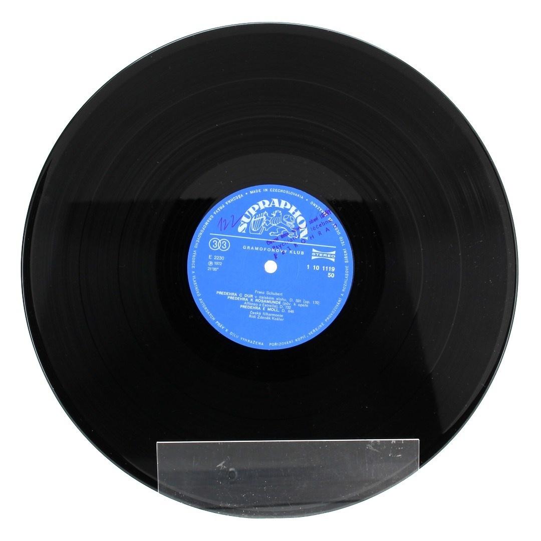 LP Franz Schubert Rosamunda
