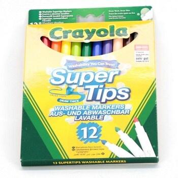 Fixy Crayola Super Tips 12ks