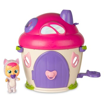 Domeček pro panenky IMC Toys Cry babies 9794