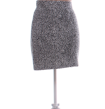 Dámská elegantní sukně H&M černobílá