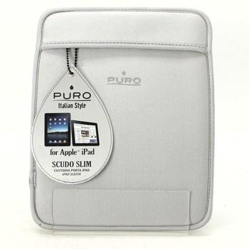 Obal Puro pro Apple iPad, šedý
